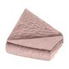 Couverture lestée Gravité adobe rose