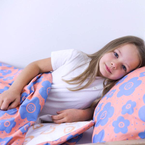 Couverture pondérée Gravité® Enfants Purple Field