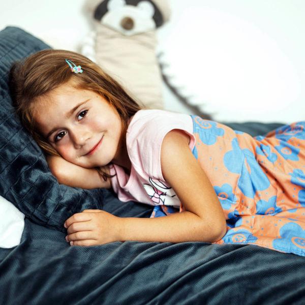 Couvertures pondérées Senso-Rex® Kids Purple Field